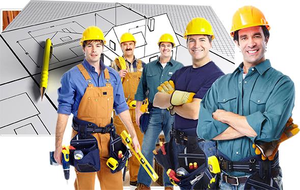 具有十年以上经验丰富的现场施工团队