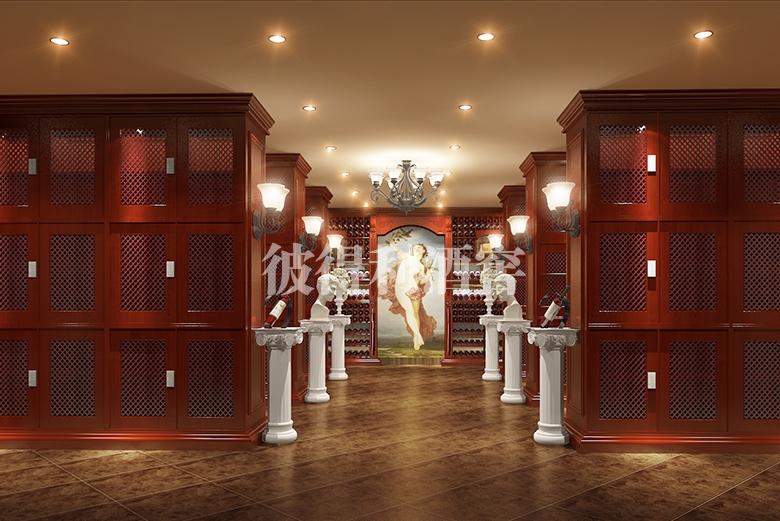 武汉酒窖设计