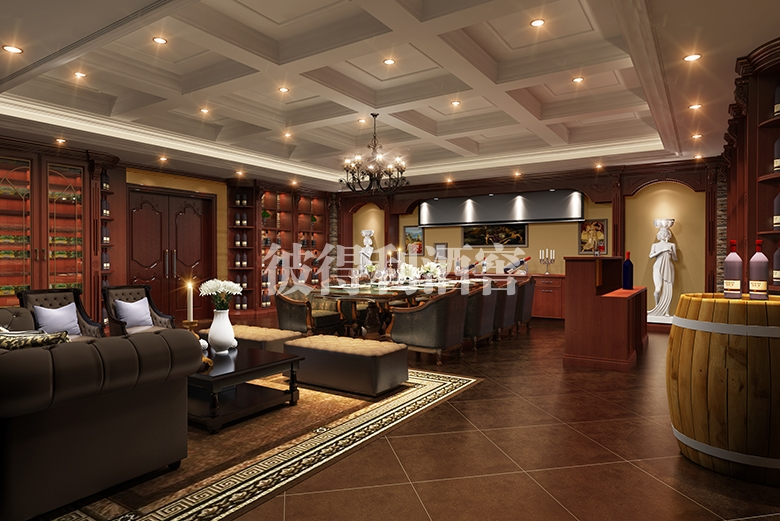 广州酒窖设计