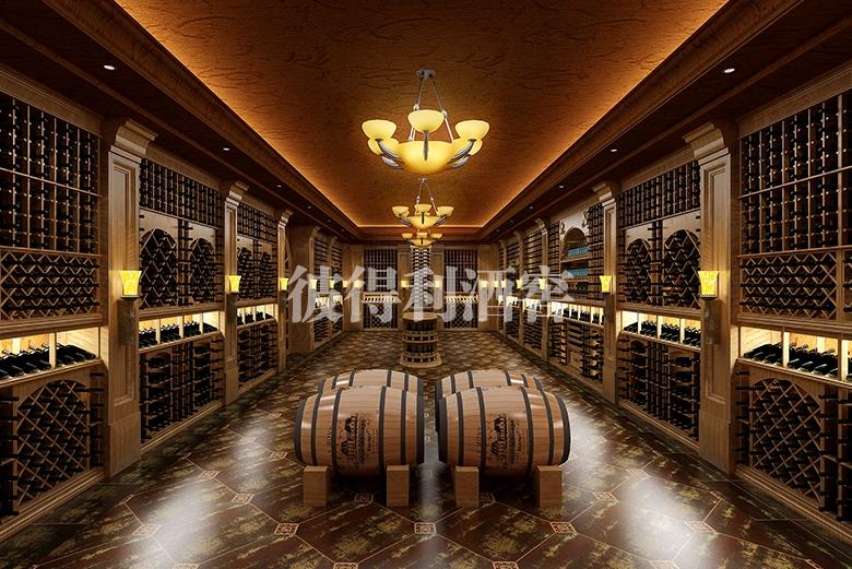 深圳酒窖设计