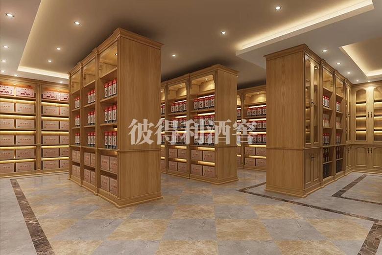 上海酒窖设计