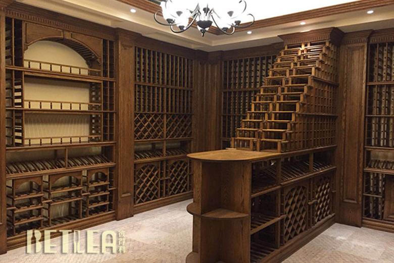 锦州桃园小镇整体酒窖