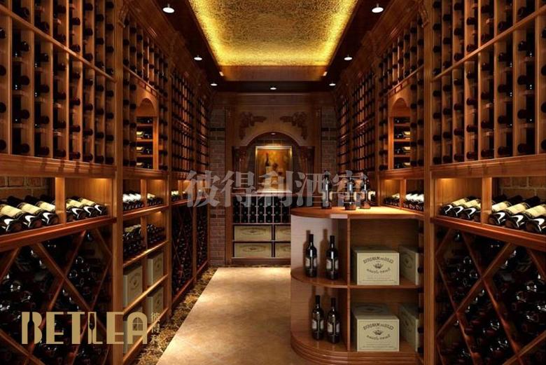珠海张女士整体酒窖