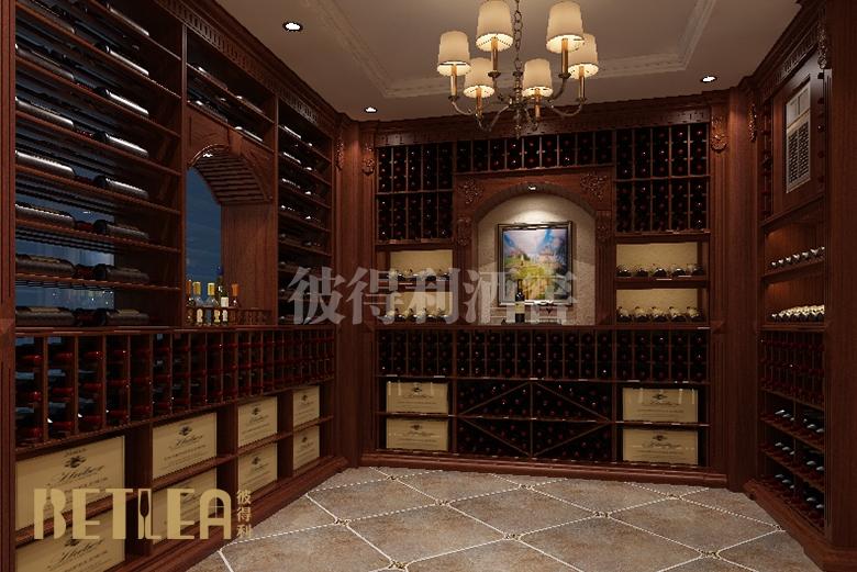 珠海刘总私家酒窖