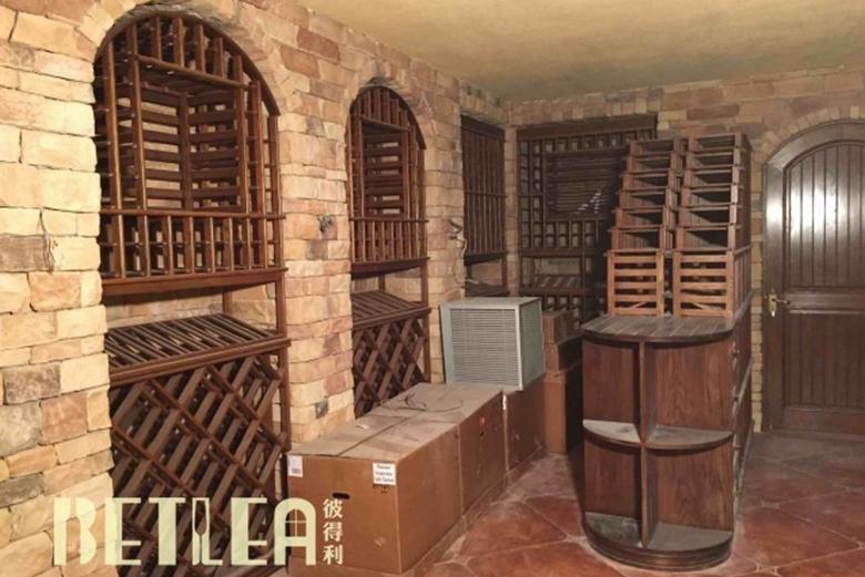 北京优山美地整体酒窖