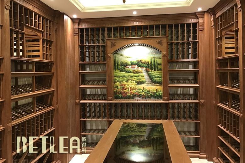 大理国际大酒店整体酒窖