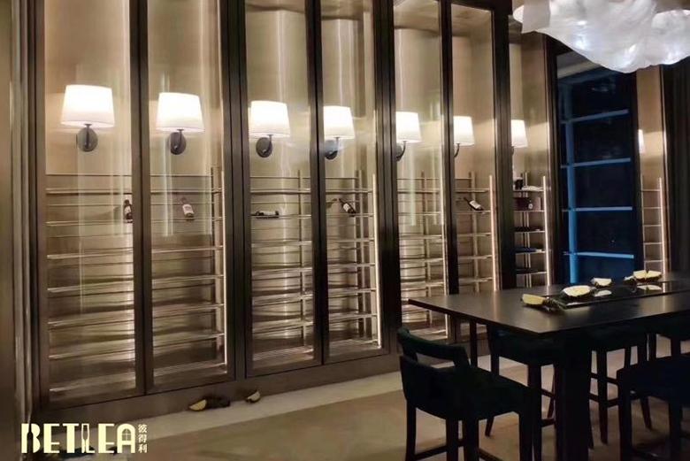 武汉知名酒业经销商展厅