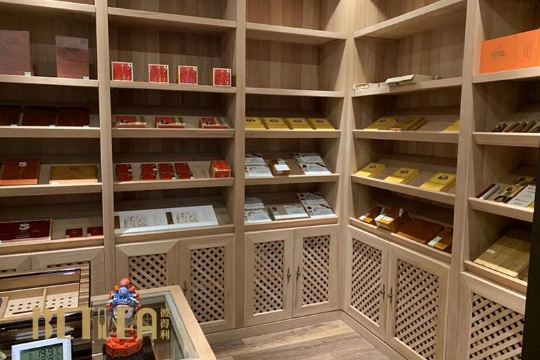 北京雪茄房设计定制
