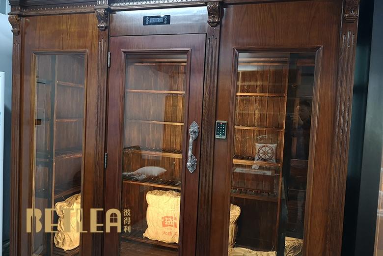 上海私人会所步入式雪茄房