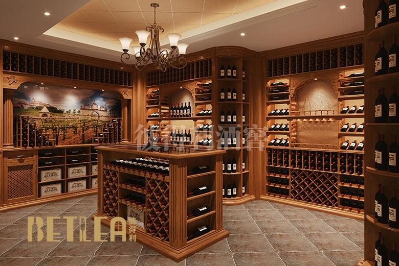 宁波私人会所酒窖